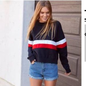 Brandy Melville - Striped Sweater